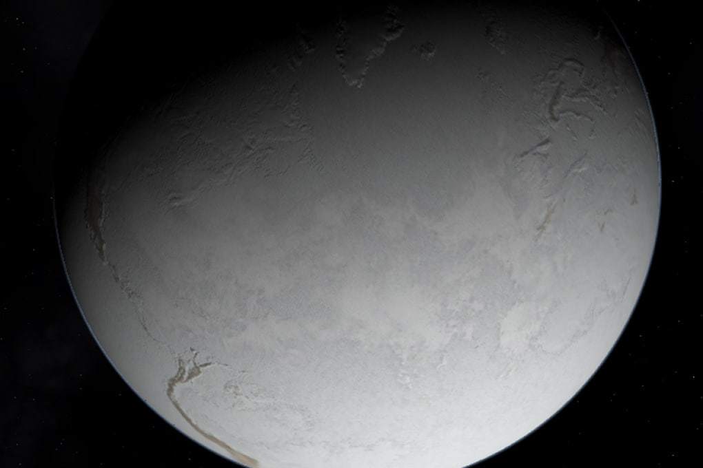 La tettonica delle placche e la Terra palla di neve