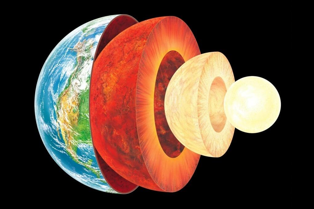 Il paradosso del nucleo della Terra: perché è solido?