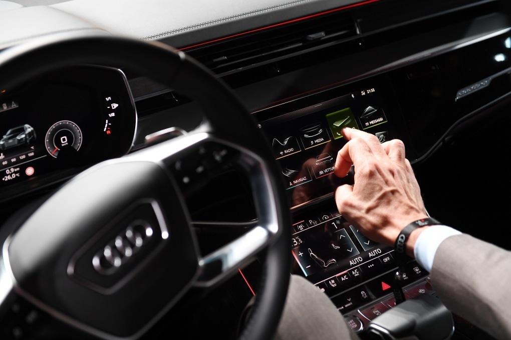 Audi A8: la macchina del tempo