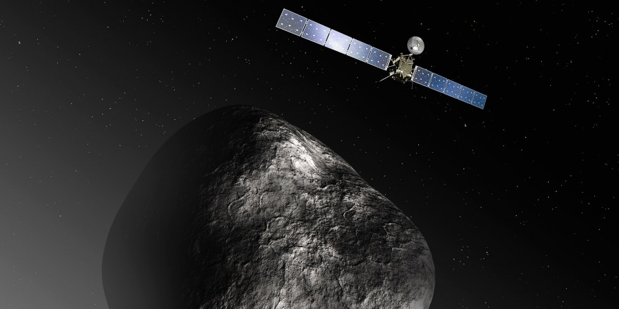 artists-depiction-of-rosetta-at-the-comet