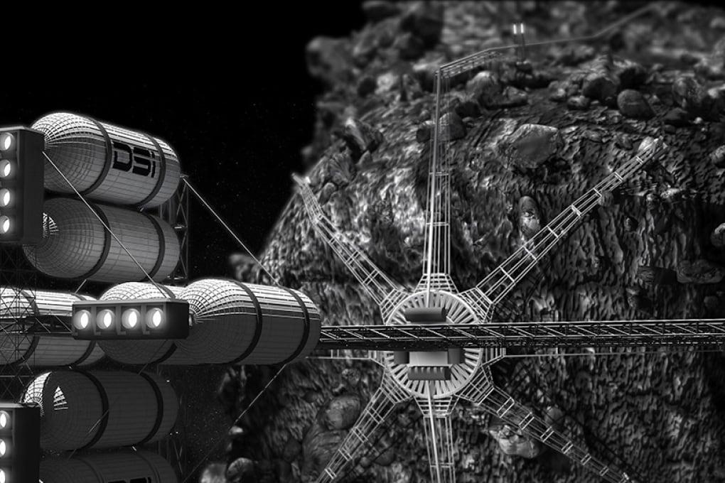 La nuova Frontiera: miniere sugli asteroidi