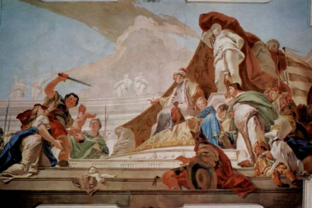 Il dilemma di Salomone... rivisto con la Teoria dei Giochi