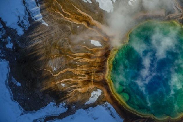 Super vulcani: che cosa succede a Yellowstone?