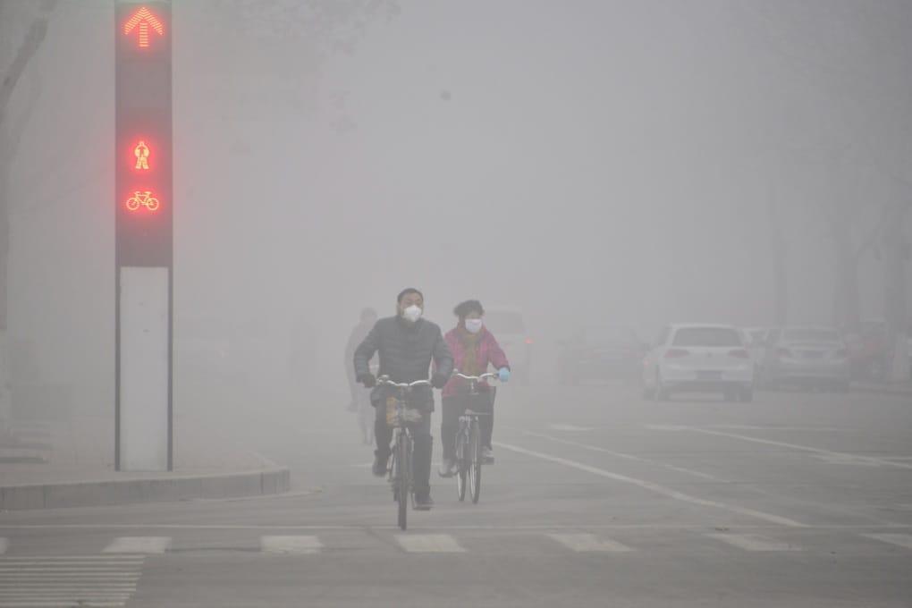 L'inquinamento riduce la fertilità maschile?