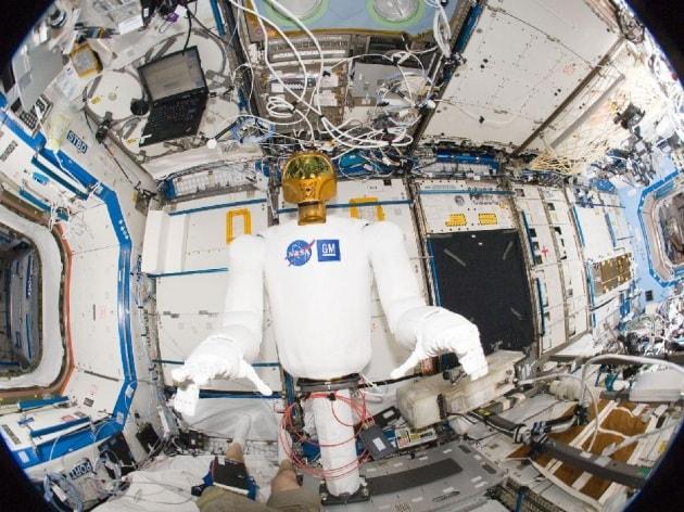 Robonaut: l'astronauta sfortunato torna a casa