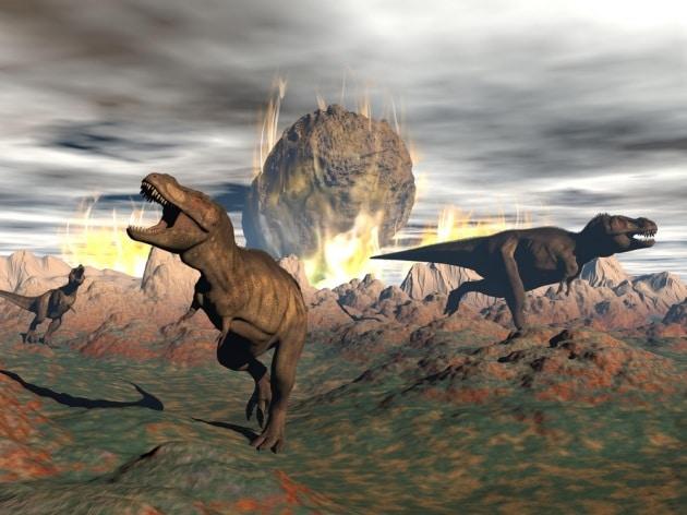 Quei pochi minuti che condannarono i dinosauri