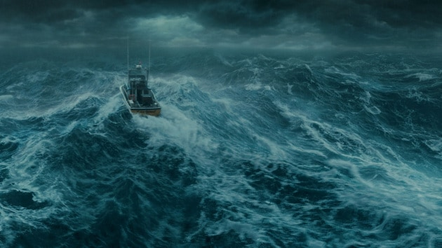 L'onda più alta mai registrata