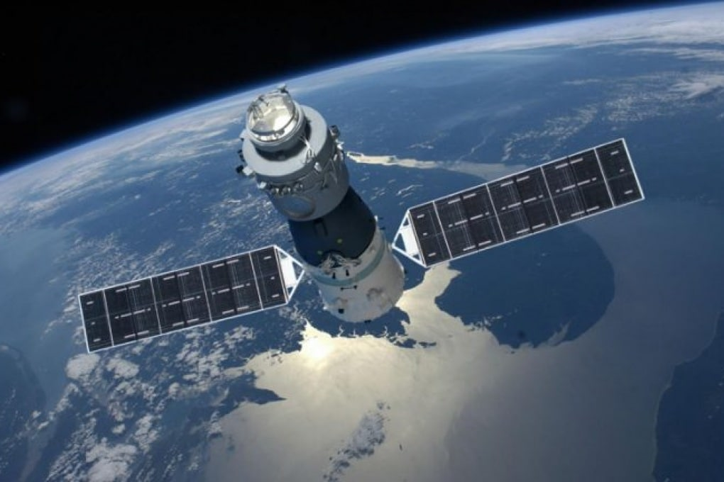 A marzo la Tiangong-1 cade sulla Terra