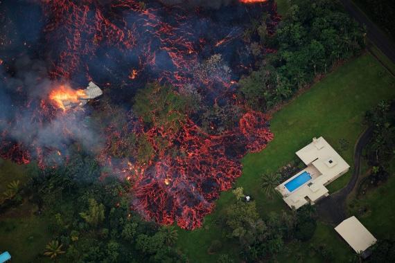 vulcano Kilauea, vulcani, vulcanologia, tettonica a zolle, magma, eruzioni vulcaniche, Hawaii