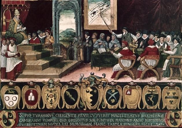 Curiosità sui calendari: il gregoriano e gli altri