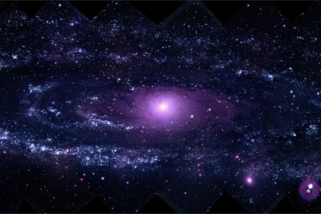 IllustrisTNG: la più grande simulazione dell'Universo mai realizzata