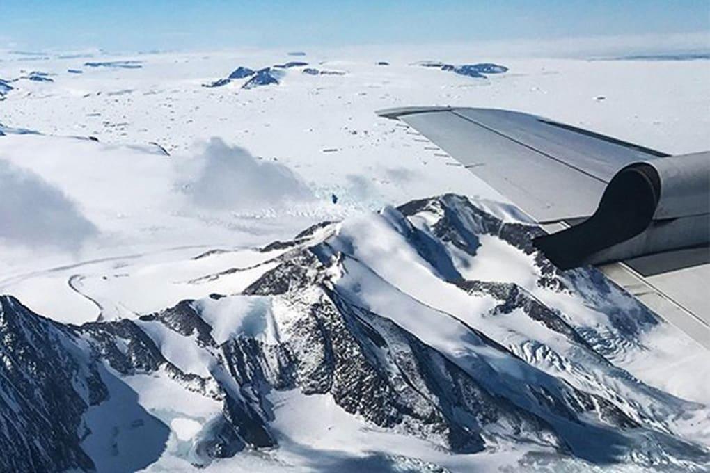 I pericoli per la Penisola Antartica