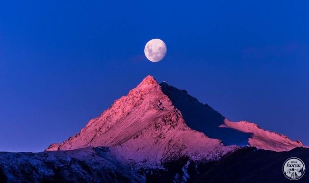 Le meravigliose notti stellate della Nuova Zelanda