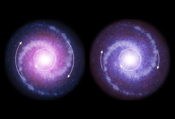 materia oscura, gravità, nascita dell'universo, universo primordiale