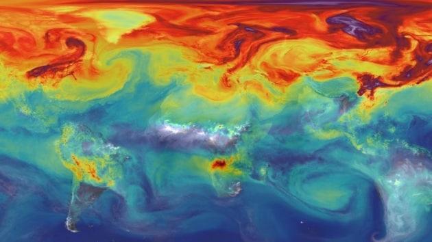 Record di CO2 da 3 milioni di anni