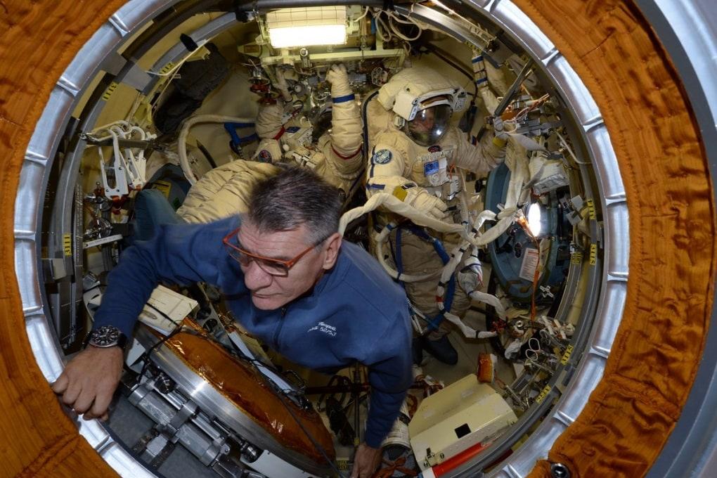Gli astronauti risentono del jet lag?