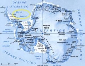 Antartide, ghiacciai, cambiamenti climatici, scioglimento dei ghiacci, IceBridge, ICESat-2