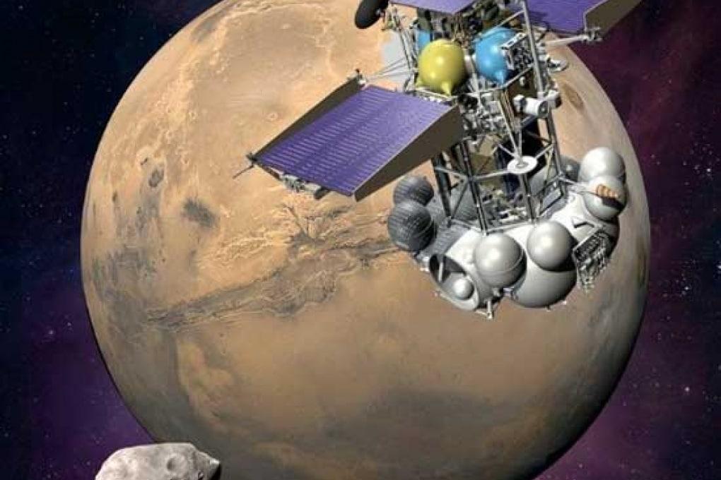 Roscosmos: la fine della sonda Phobos-Grunt