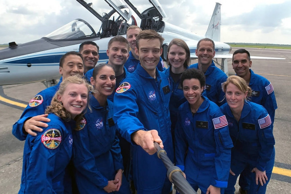 I nuovi 12 astronauti della NASA