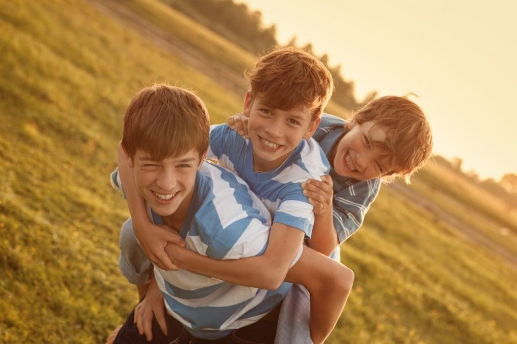 Chi ha fratelli maggiori ha più probabilità di essere omosessuale