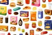 alimentazione, cibo processato, junk food, dieta, sale, grassi, zuccheri, cibo spazzatura