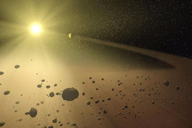 Nuova ipotesi per spiegare il comportamento della strana stella KIC 8462852