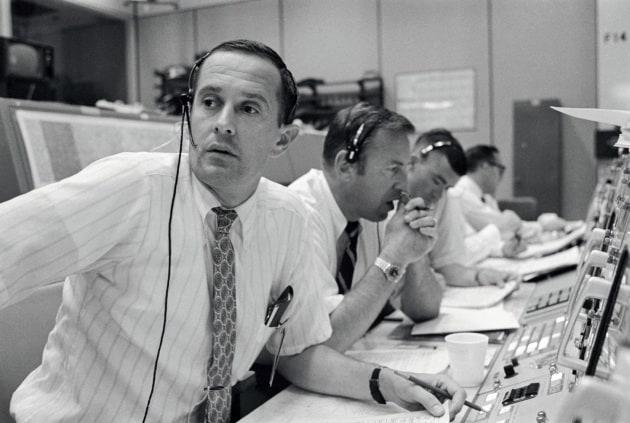Apollo 11, rese pubbliche 19 mila ore di audio Terra-Luna