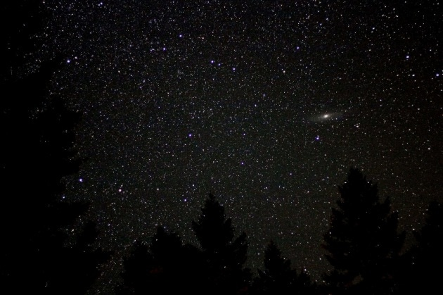 All'inizio dell'Universo la materia oscura contava poco