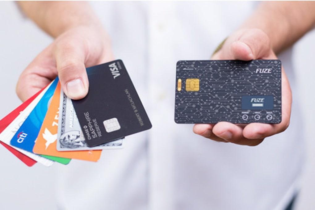 Fuze Card: la tessera elettronica che può racchiudere 30 carte di credito