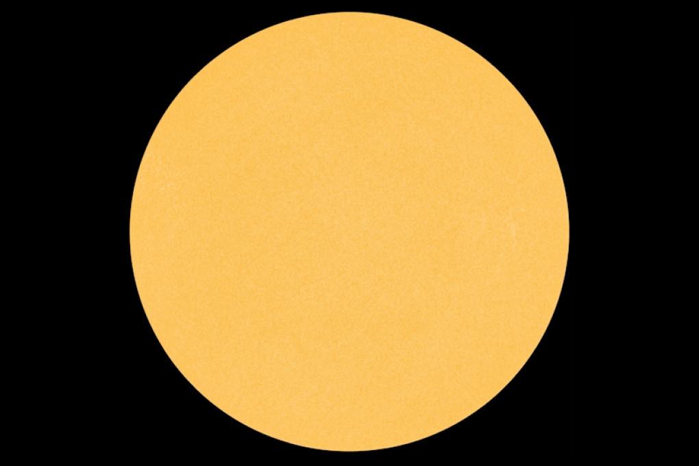 Il Sole senza macchie: l'attività della nostra stella è ai minimi