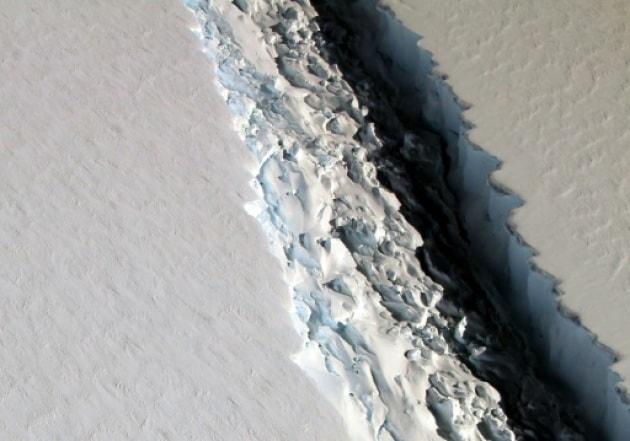 Un iceberg che fa provincia