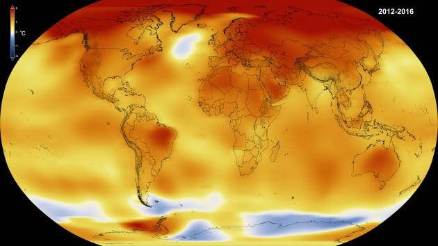 Il lontano futuro della Terra coperta di CO2
