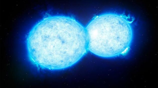 L'esplosione stellare del 2022