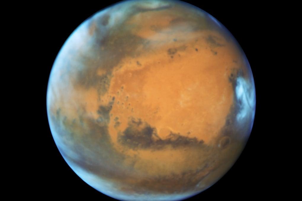 Marte prima di InSight: l'anno impegnativo del Pianeta Rosso