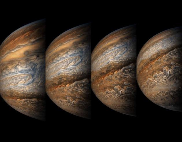Le dodici nuove lune del gigante gassoso