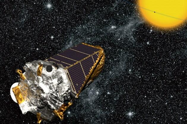 Il telescopio spaziale Kepler ha quasi finito il carburante