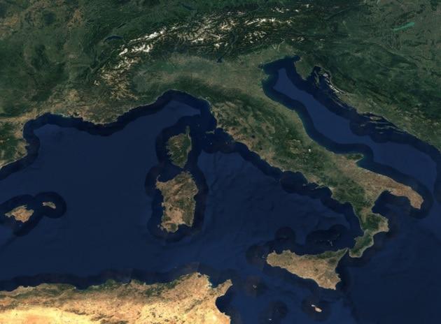 La Terra a 80 trilioni di pixel