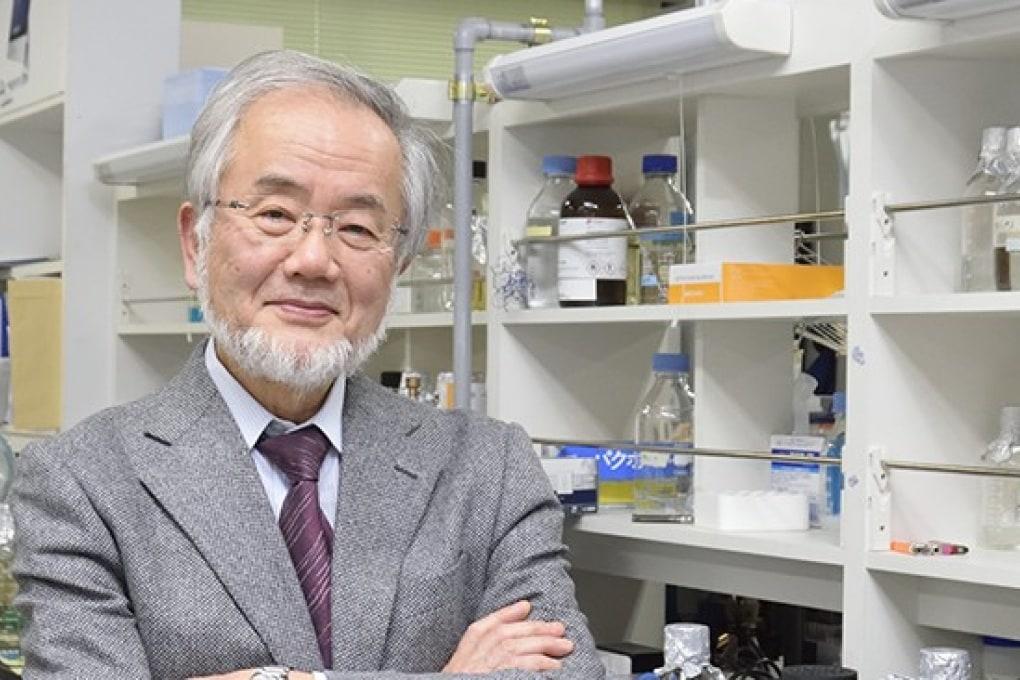 Nobel per la Medicina 2016 a Yoshinori Ohsumi