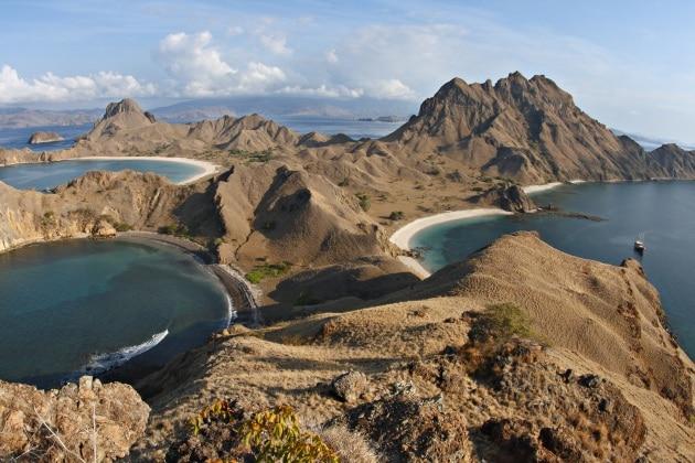 Che cos'è il Parco nazionale di Komodo