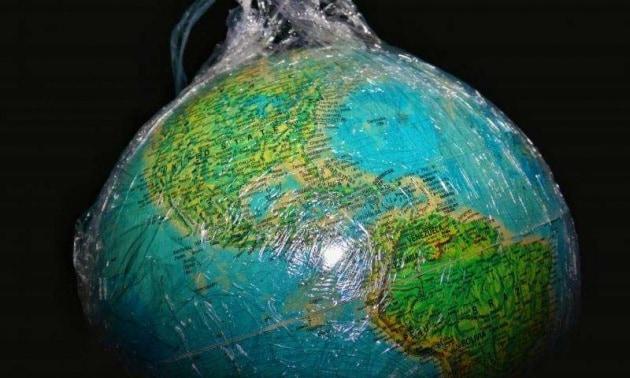 La tecnosfera avvolge il nostro pianeta