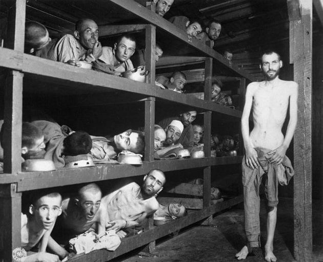 La storia della Shoah inizia da una fake news e finisce con l'Olocausto