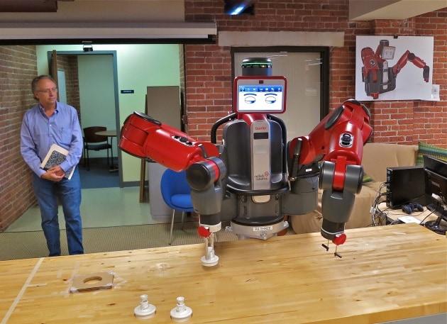 Il robot che correggi con la forza del pensiero