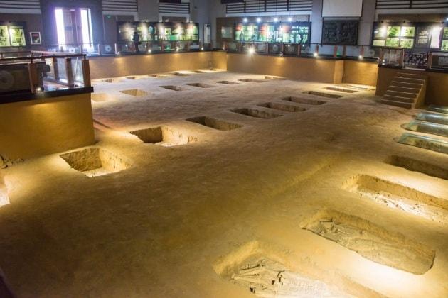 Antica Cina: schiavi per decenni e poi decapitati per divertimento