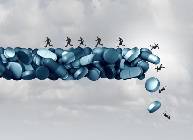 Il paradosso dei farmaci oppioidi contro il dolore