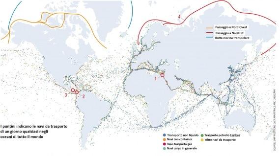 meganavi, trasporto marittimo, incidenti in mare, relitti, navi cargo, portacontainer, liquefazione