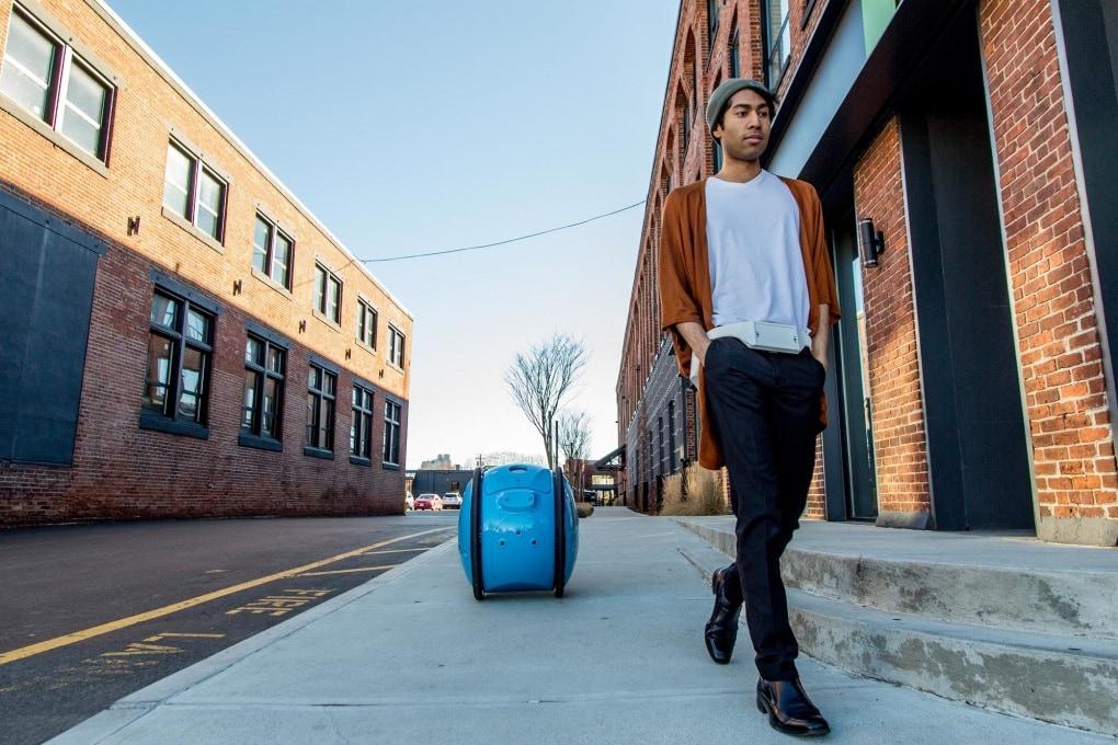 Arriva Gita, il robot che vi porta la valigia