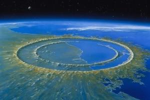 cretaceo, estinzione dei dinosauri, sfortuna, asteroide di Chicxulub