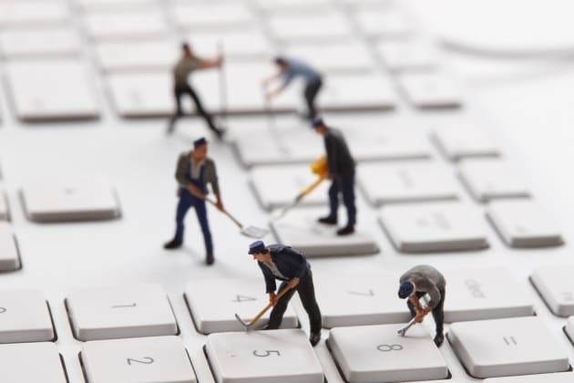 Quante volte va pulita la tastiera del pc?
