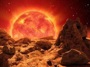 stelle nane bianche, Sole, Sistema Solare, Via Lattea, stelle di sequenza principale, giganti rosse