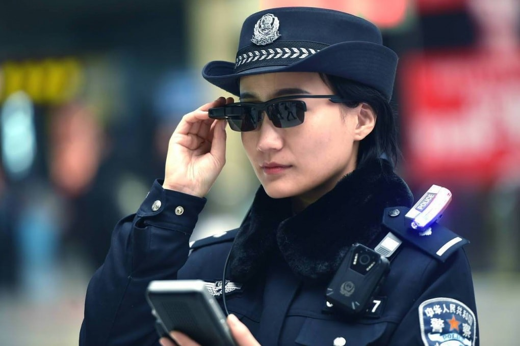 Sorvegliati dagli occhiali intelligenti